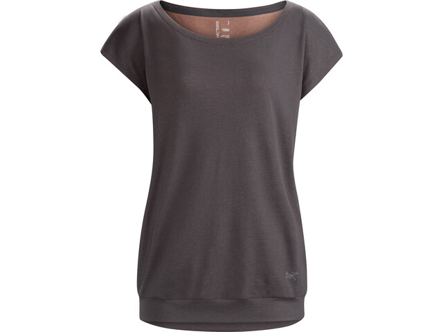 Arc'teryx Ardena T-shirt zippé Femme, whiskey jack